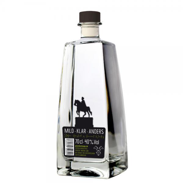 Rossgoschen Vodka Wodka von Rossgoschen Spirituosen Manufaktur aus Hannover, Niedersachsen Ernst August Ansicht