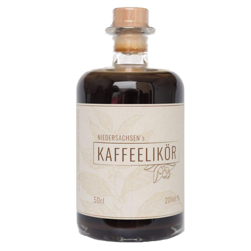 Niedersachsens Kaffeelikör von Rossgoschen Spirituosen Manufaktur und Hannoversche Kaffeemanufaktur