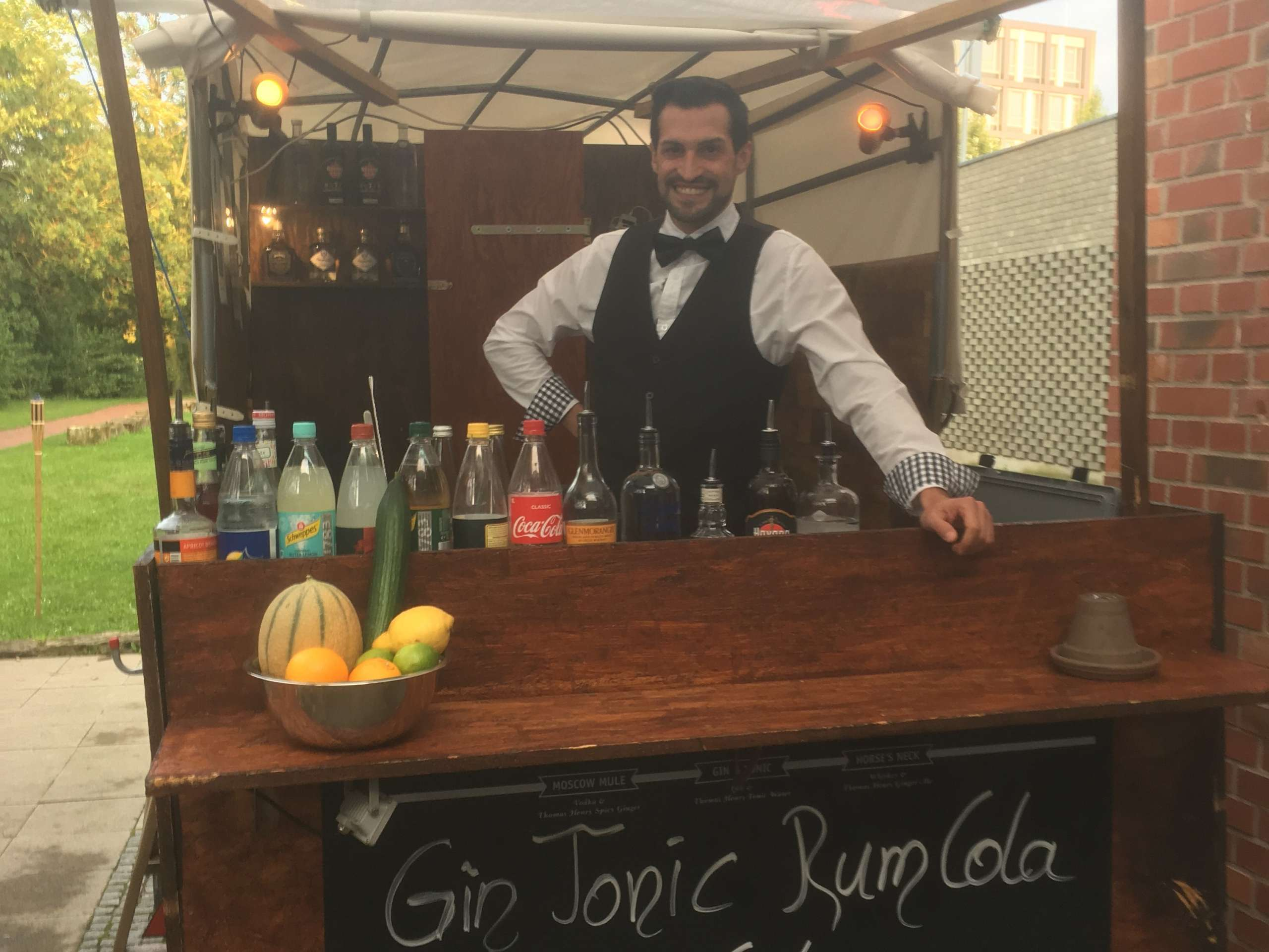 Cocktail & Event Catering