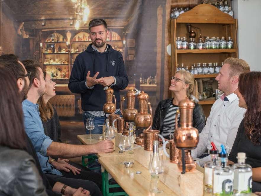 Rossgoschen Spirituosen Manufaktur aus Hannover