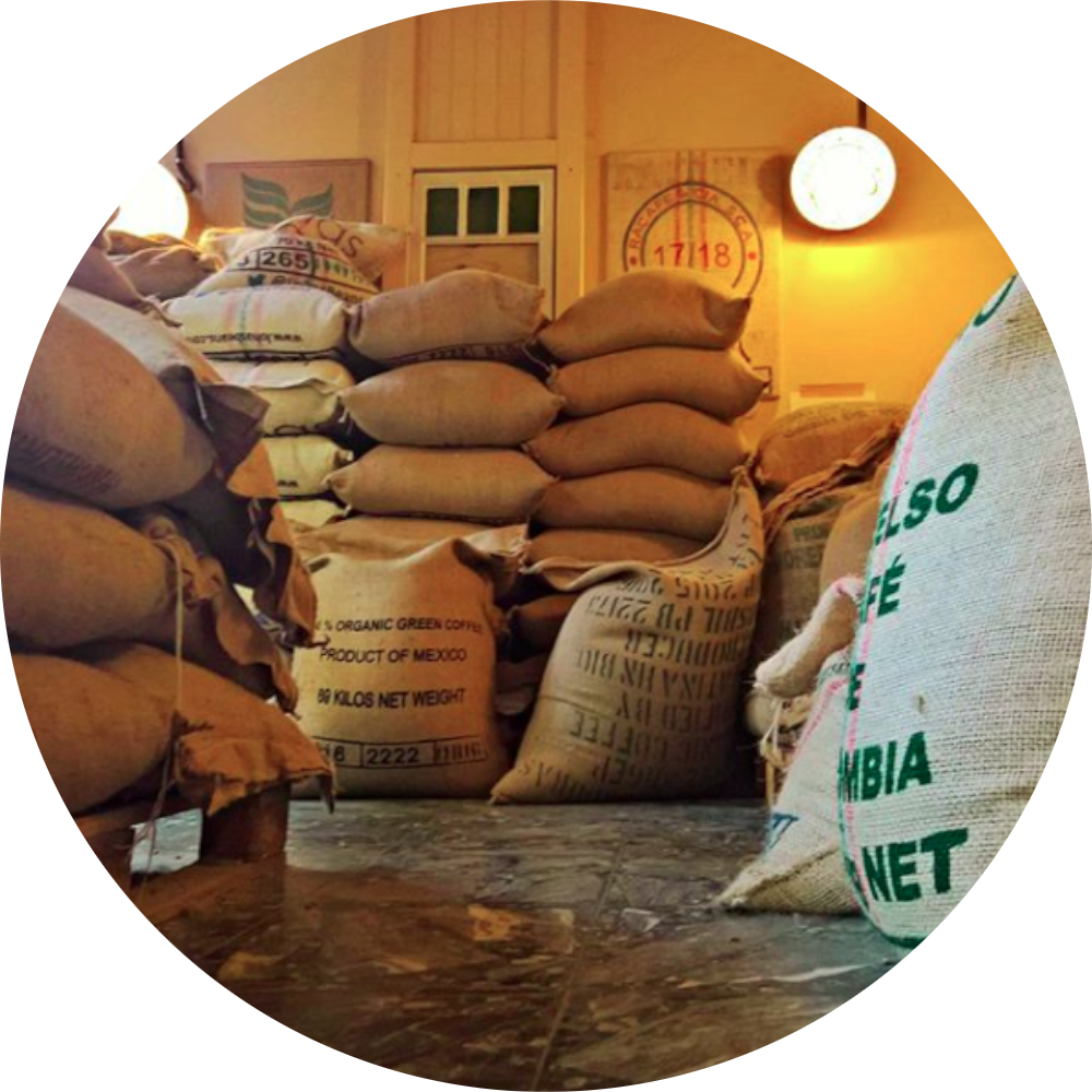 Rossgoschen Spirituosen Manufaktur Kaffeelikör Rohstoffe