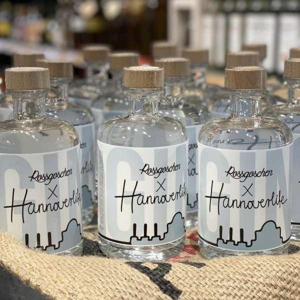 Hannoverlife Gin aus Hannover by Rossgoschen Spirituosen Manufaktur