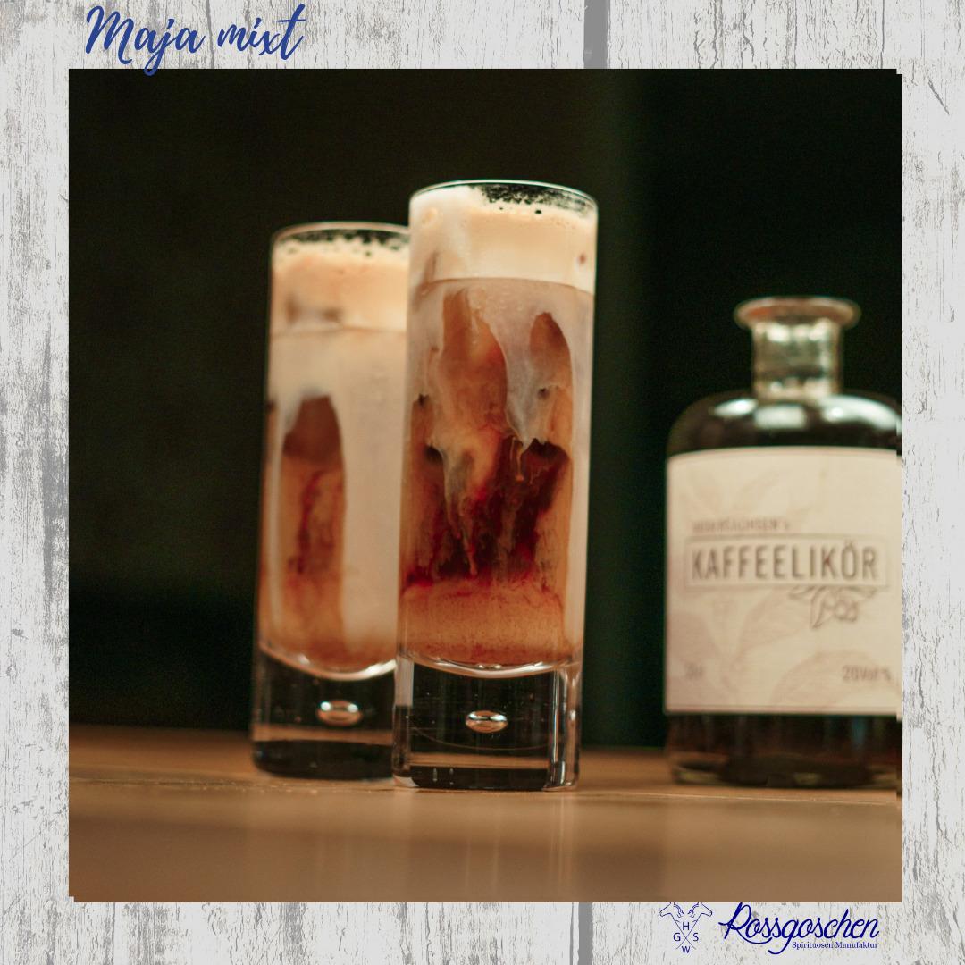 Gin Rezept Cáferinha Rossgoschen Spirituosen Manufaktur